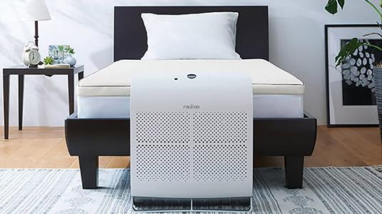 テクノロジーで快適な睡眠を「フトコン」