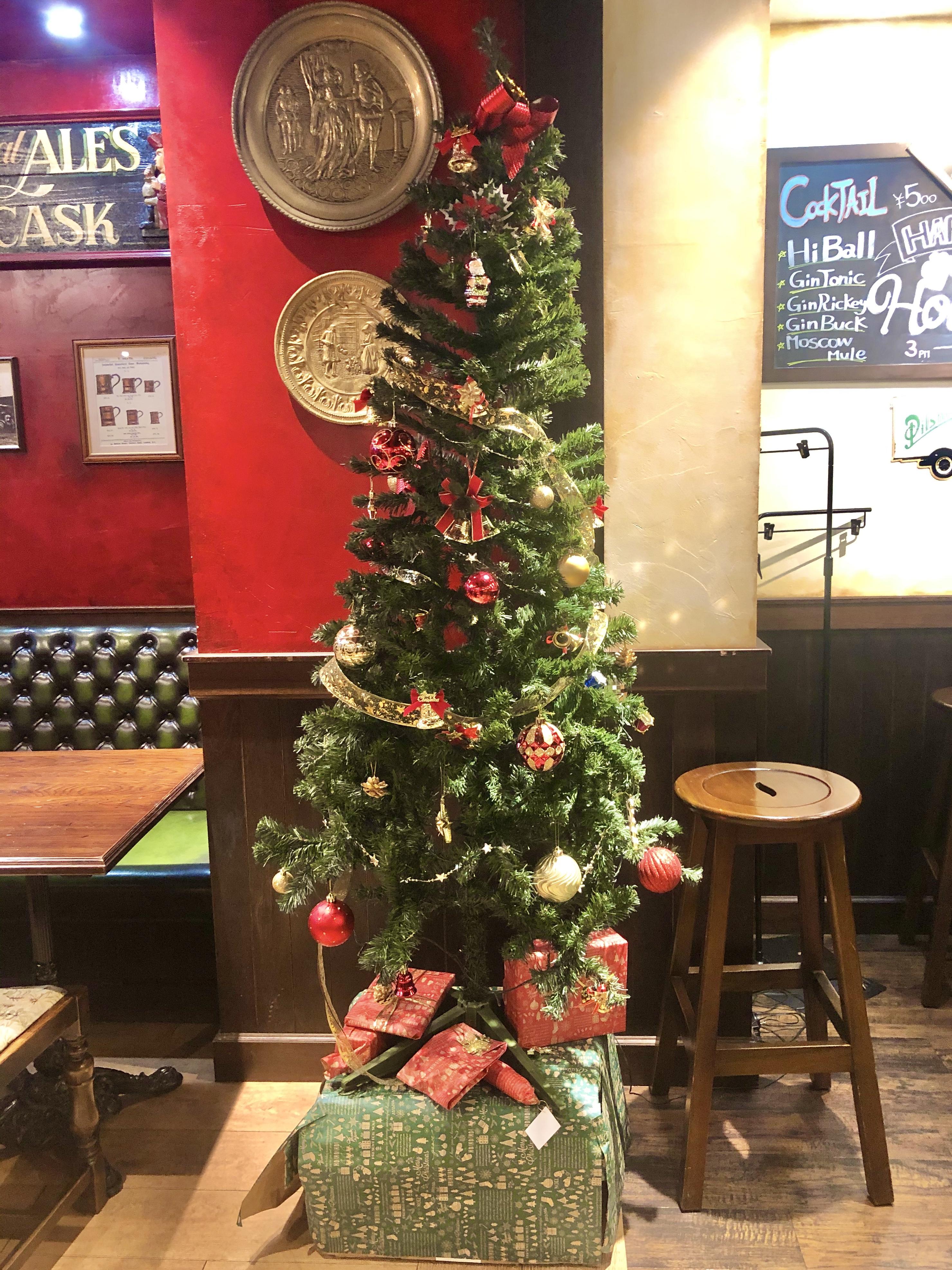 レストラン クリスマス