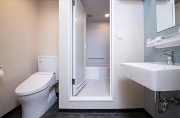 トイレ・バス別々    ※一部客室