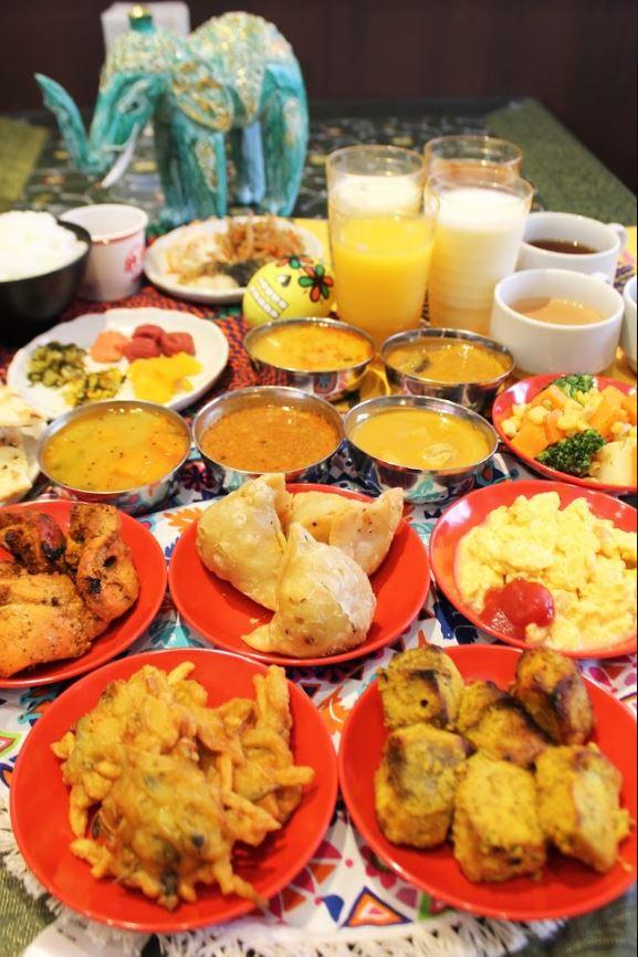 新型コロナウイルス感染症への対策に伴う朝食ビュッフェ形態変更について