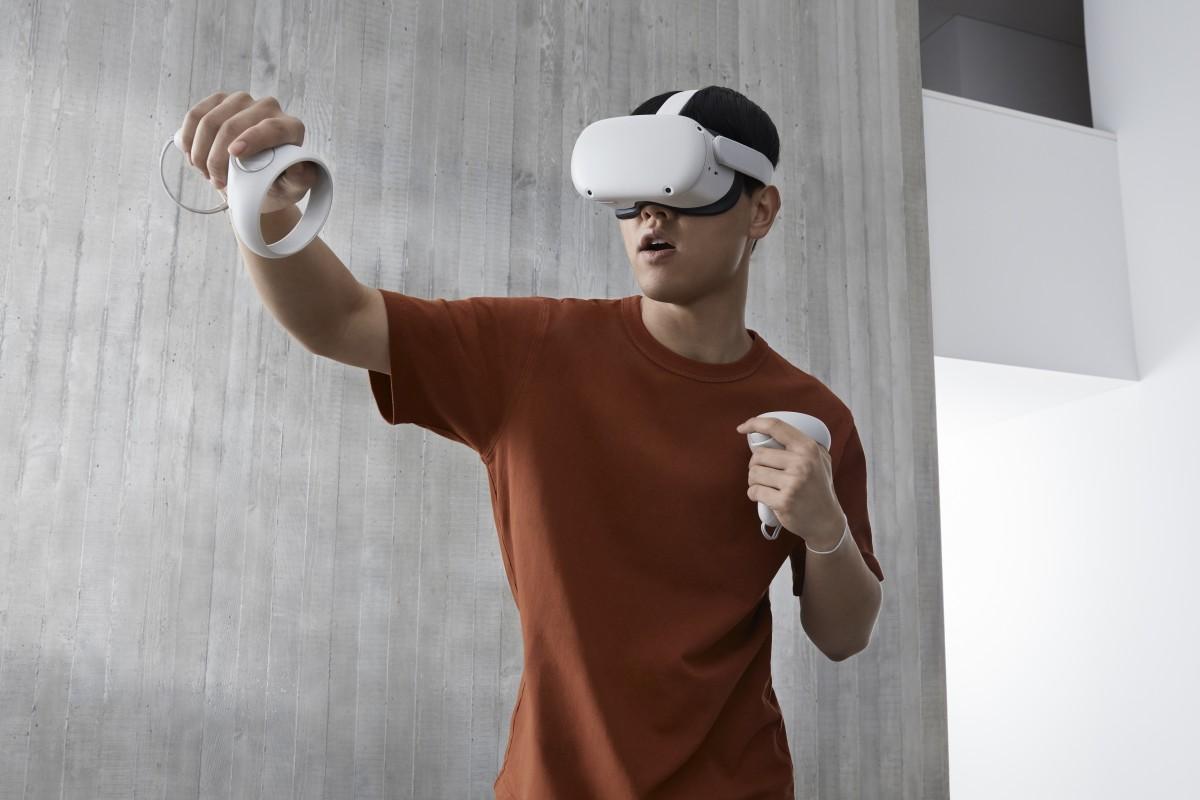 最新VR機「Oculus Quest2」貸出開始のお知らせ♪