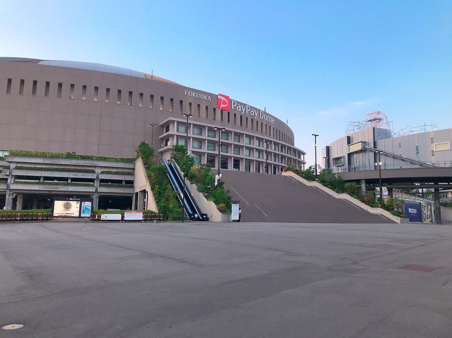 【PayPayドーム】プロ野球開幕!!