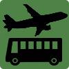 羽田空港近く、<br /> 無料送迎バスで縦横無尽