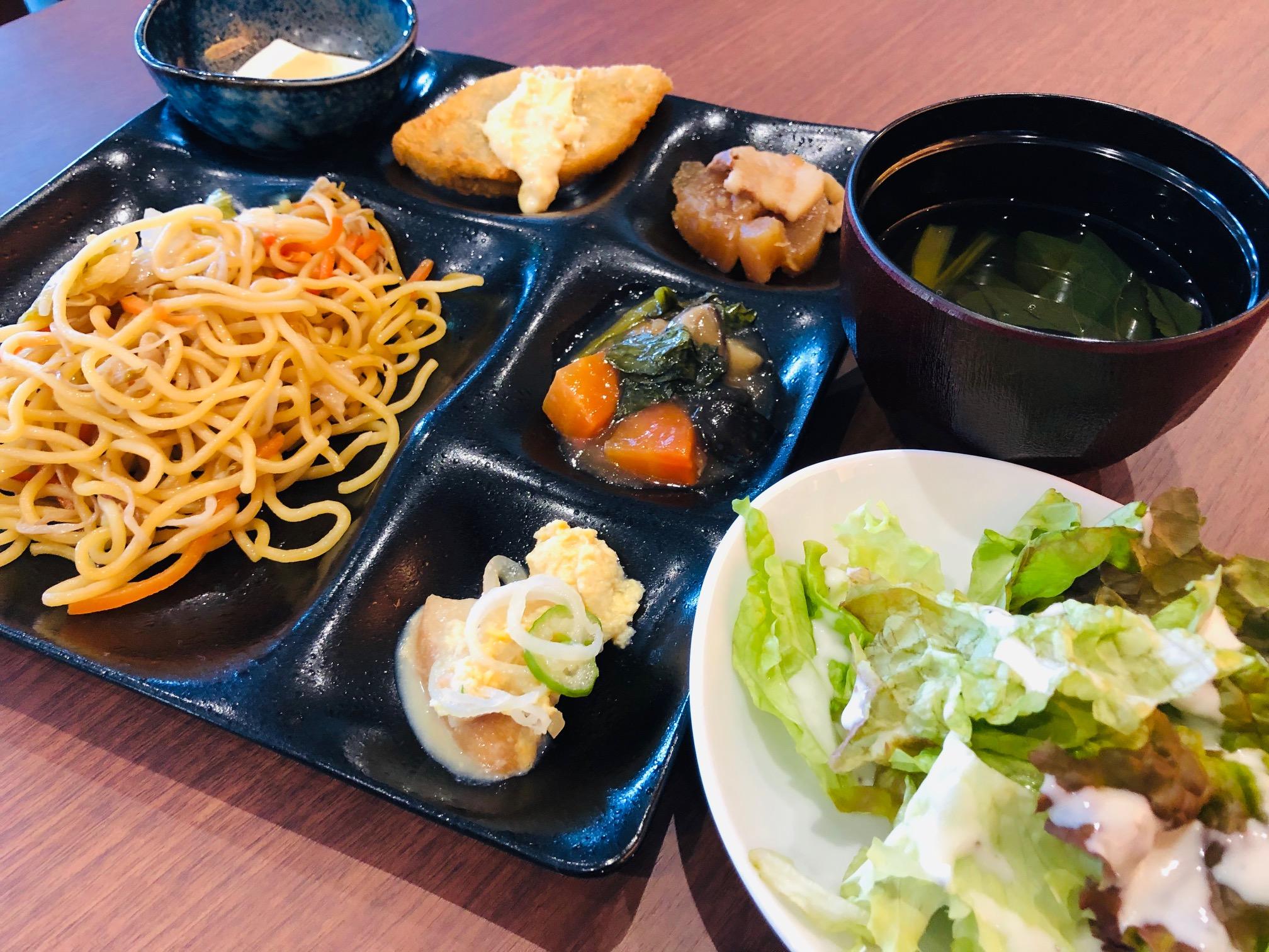 【レストラン 朝食メニュー】
