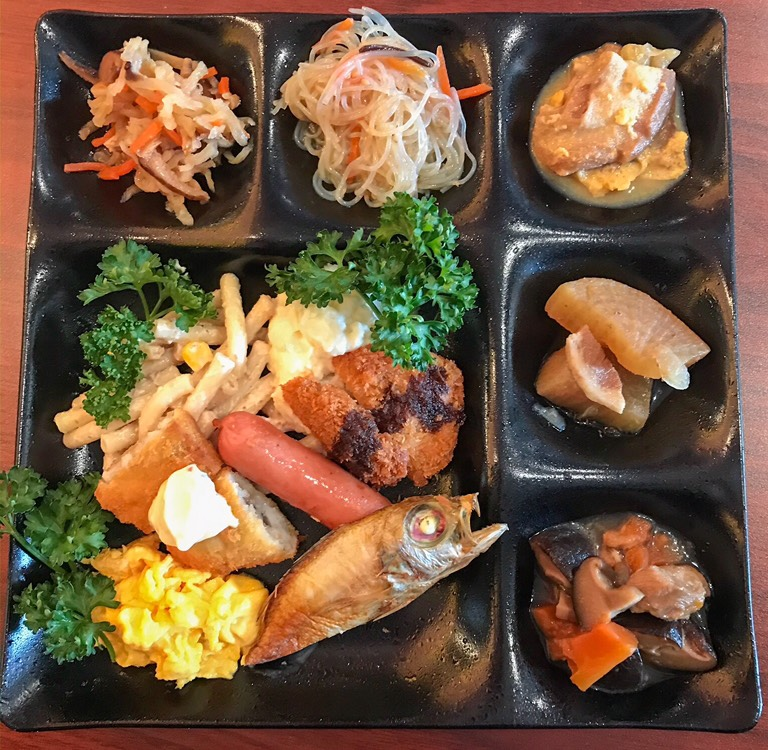【朝食ご提供方法変更のお知らせ】