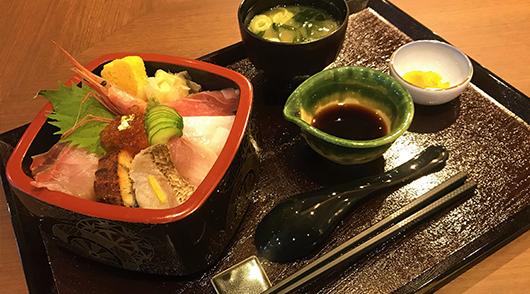 加賀海鮮丼
