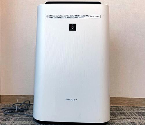 加湿空気清浄機完備 全客室備え付けとなっております
