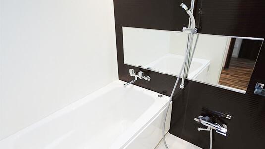 バス・トイレ別、広いお風呂(一部ユニットバスあり)