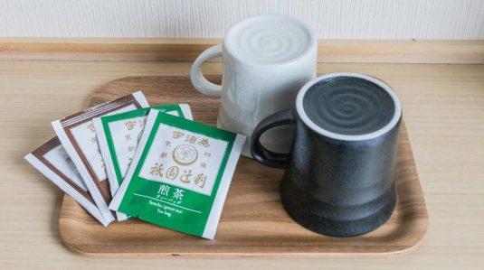 お茶セット(京都 辻利)