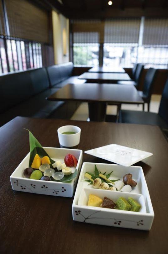 京都を味わえるオススメカフェ♪祇園フォンデュ