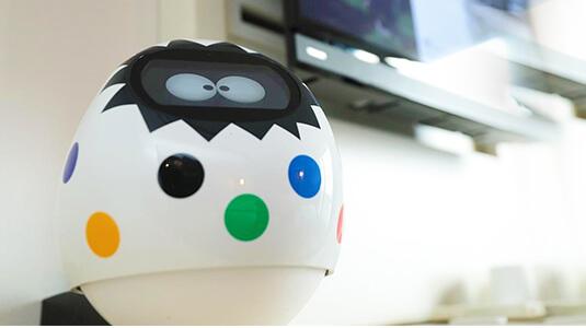 AIコミュニケーションロボット「タピア」