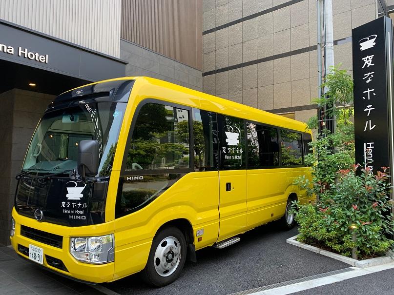 舞浜駅北口工事に伴うシャトルバス運行に関して[更新日:2019/9/4]