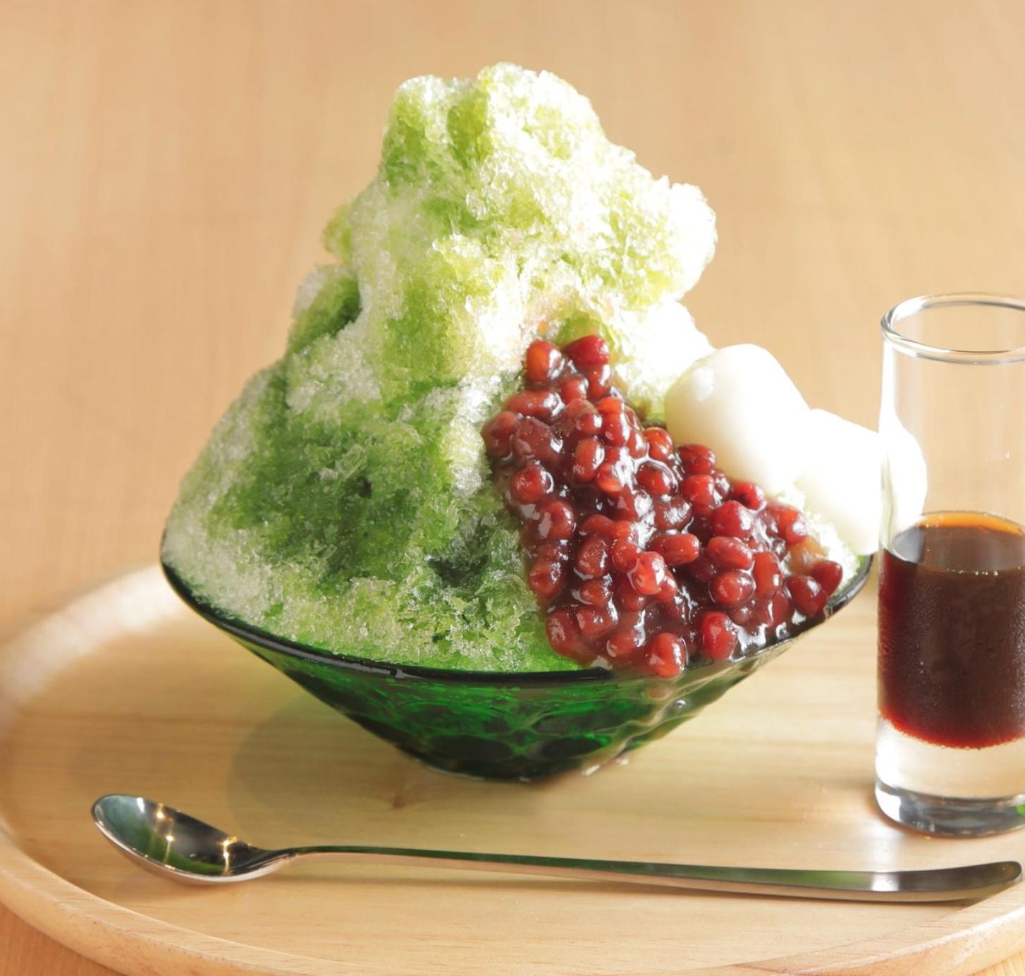 【変なホテル大阪 なんば限定】かき氷つき宿泊プラン