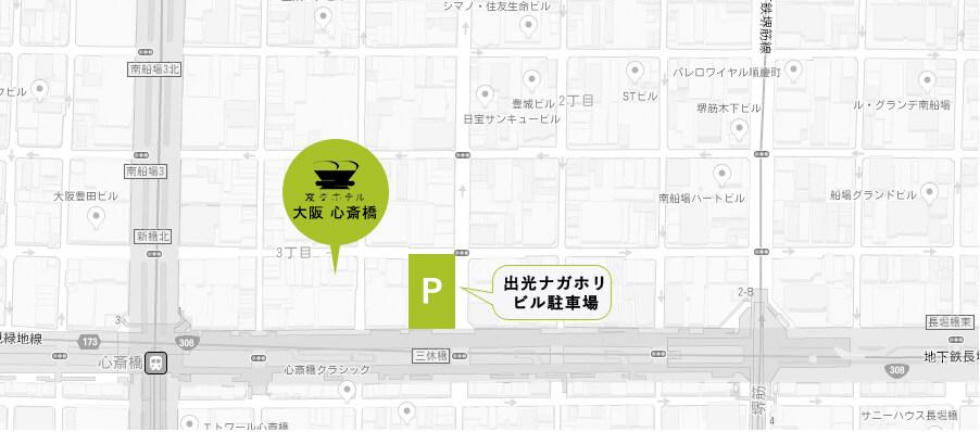 提携駐車場地図