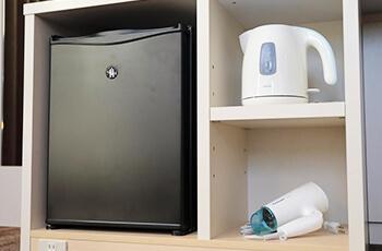 冷蔵庫・電気ケトル・ドライヤー