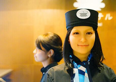変なホテル 東京 銀座