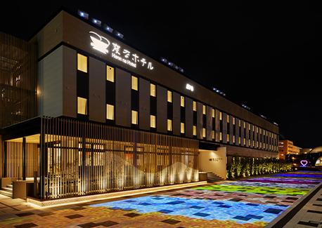 変なホテル 小松駅前