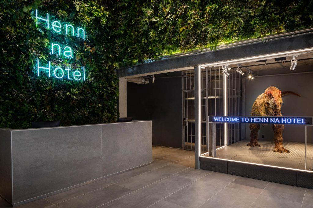 「変なホテル ニューヨーク」10 月1 日(金)開業